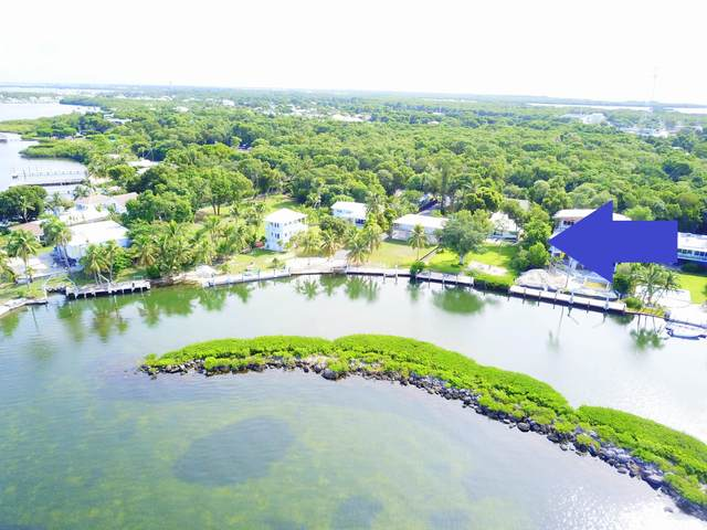 120 E Shore Drive, Key Largo, FL 33037 (MLS #597705) :: Better Homes and Gardens Real Estate / Destinations