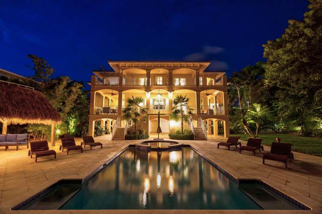 536 Ocean Cay, Key Largo, FL 33037 (MLS #597766) :: Jimmy Lane Home Team