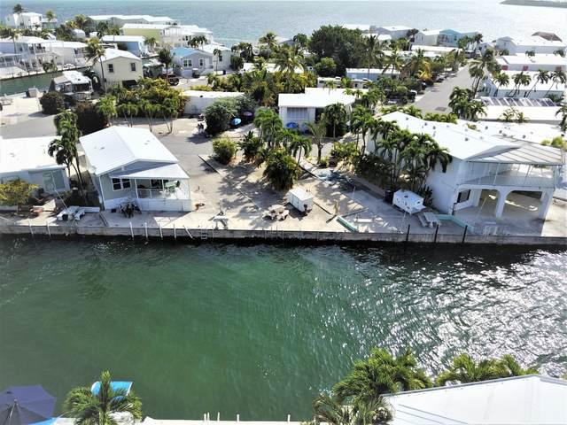 701 Spanish Main Drive #124, Cudjoe Key, FL 33042 (MLS #598022) :: BHHS- Keys Real Estate