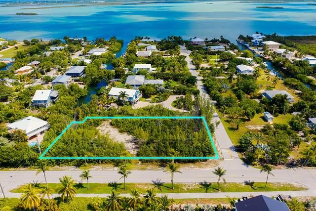 17215 Keystone Road, Sugarloaf Key, FL 33042 (MLS #598031) :: Keys Island Team