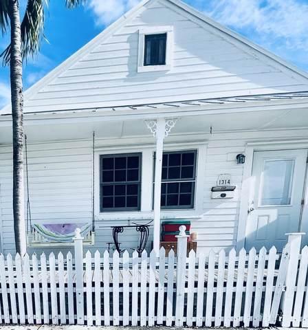 1314 Virginia Street, Key West, FL 33040 (MLS #598194) :: BHHS- Keys Real Estate
