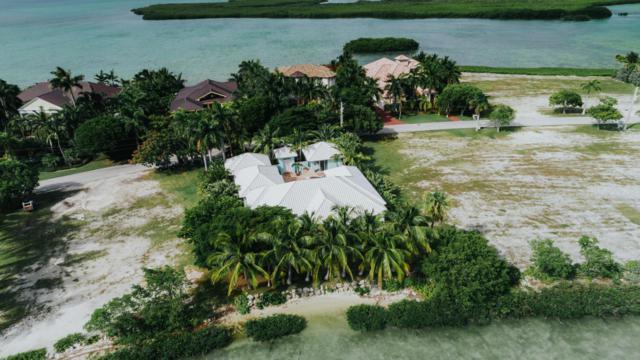 48 Cannon Royal Drive, Shark Key, FL 33040 (MLS #576818) :: The Coastal Collection Real Estate Inc.
