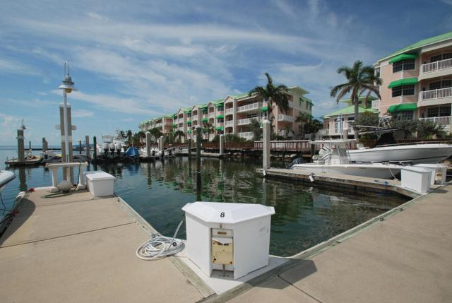 5555 College Road Condo Slip 8, Key West, FL 33040 (MLS #580554) :: Key West Luxury Real Estate Inc