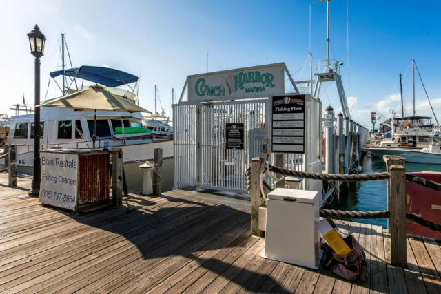 951 Caroline Street Slip 15, Key West, FL 33040 (MLS #580572) :: Key West Luxury Real Estate Inc