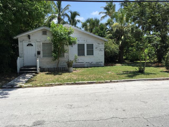 825 Georgia Street, Key West, FL 33040 (MLS #581207) :: Key West Luxury Real Estate Inc