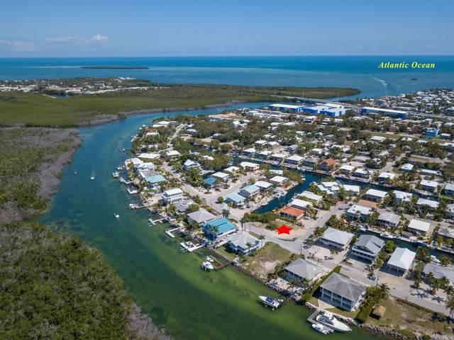 Harbor Ln & Kahiki Dr, Plantation Key, FL 33070 (MLS #585175) :: Key West Luxury Real Estate Inc