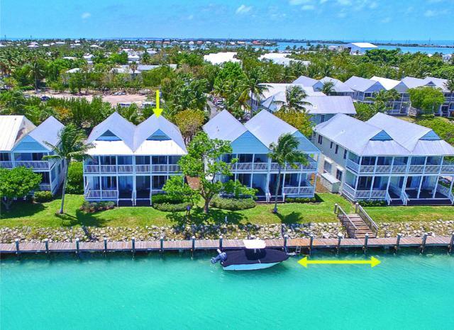 7054 Harbor Village Drive D-209, Duck Key, FL 33050 (MLS #585541) :: Doug Mayberry Real Estate