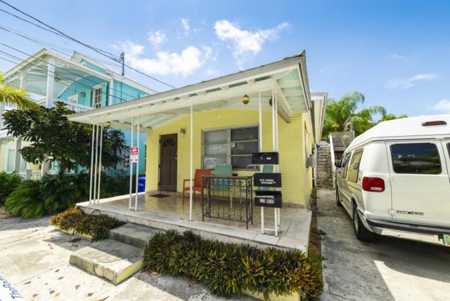 520 Louisa Street, Key West, FL 33040 (MLS #586156) :: Jimmy Lane Real Estate Team