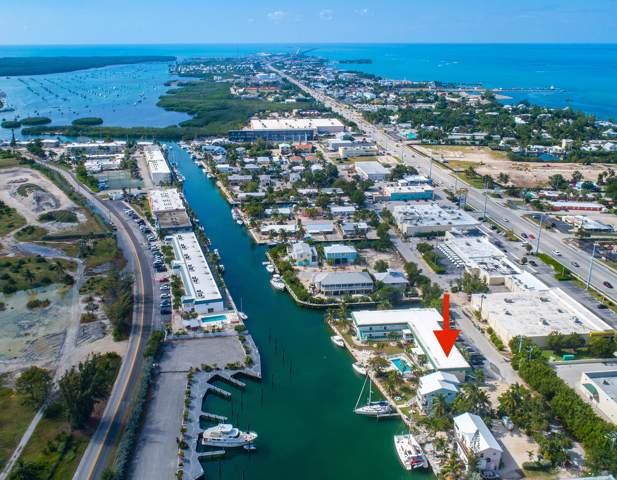 5301 Ocean Terrace #1, Marathon, FL 33050 (MLS #587116) :: Key West Luxury Real Estate Inc