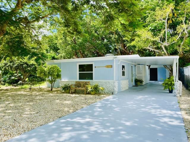 813 La Paloma Road, Key Largo, FL 33037 (MLS #587390) :: Key West Luxury Real Estate Inc