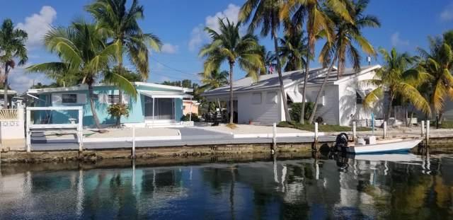 601 28th Street Ocean, Marathon, FL 33050 (MLS #587763) :: Key West Luxury Real Estate Inc