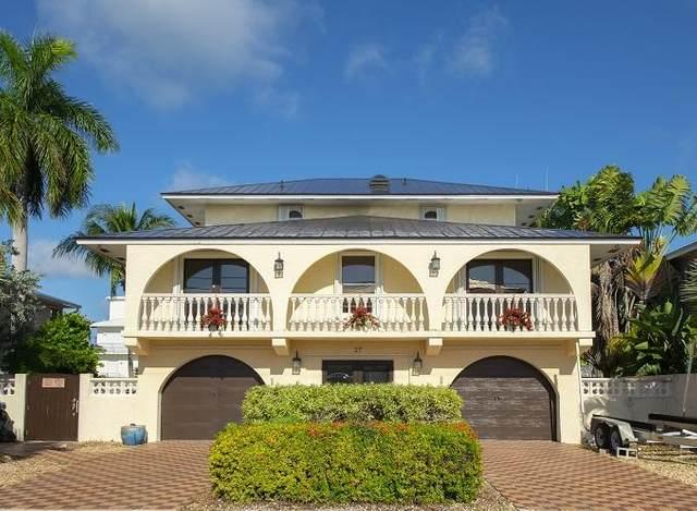 27 Evergreen Avenue, Key Haven, FL 33040 (MLS #587834) :: Royal Palms Realty