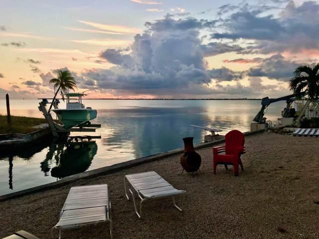586 E Caribbean Drive, Summerland Key, FL 33042 (MLS #588063) :: Key West Luxury Real Estate Inc