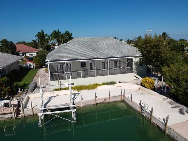 20972 W 6th Avenue, Cudjoe Key, FL 33042 (MLS #588318) :: Cory Held & Jeffrey Grosky | Preferred Properties Key West