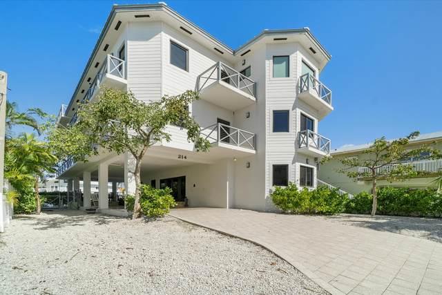 214 Cromwell Court, Key Largo, FL 33070 (MLS #588405) :: Born to Sell the Keys