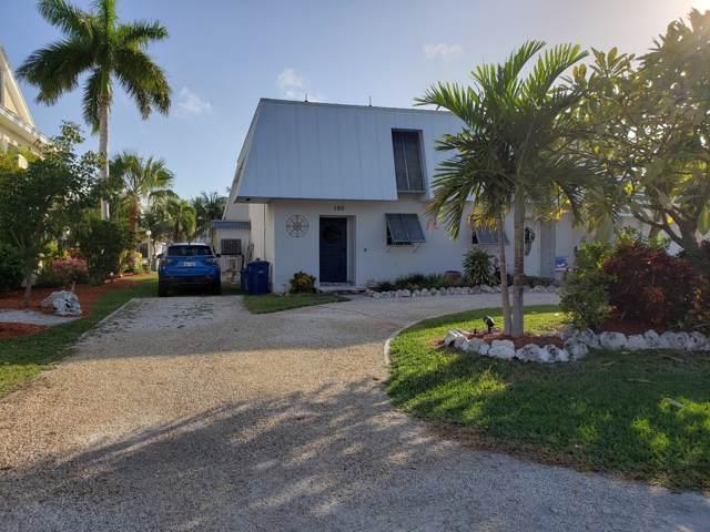 190 10Th Street, Key Colony, FL 33051 (MLS #588631) :: KeyIsle Realty