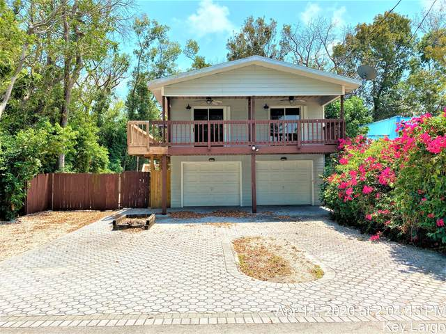 33 Dolphin Road, Key Largo, FL 33037 (MLS #588680) :: Born to Sell the Keys