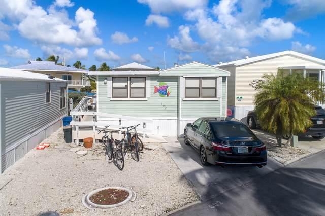 701 Spanish Main Drive #602, Cudjoe Key, FL 33042 (MLS #588865) :: Brenda Donnelly Group