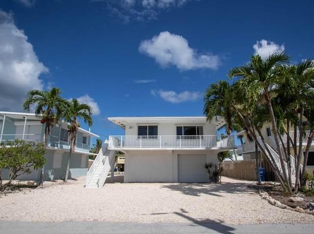 20 Shoreland Drive, Key Largo, FL 33037 (MLS #589121) :: Key West Luxury Real Estate Inc