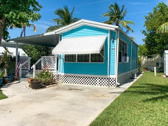 55 Boca Chica Road #450, Big Coppitt, FL 33040 (MLS #589147) :: Key West Luxury Real Estate Inc