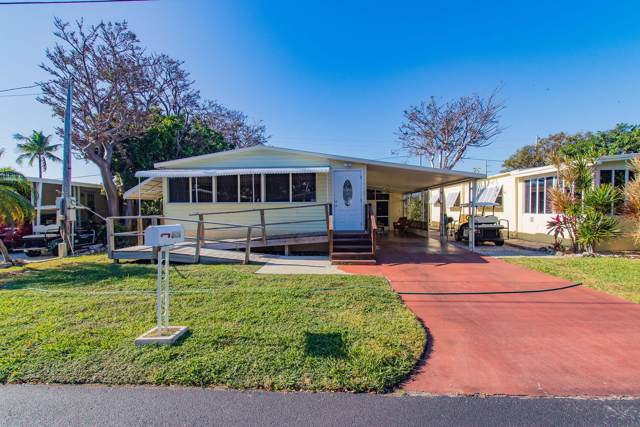 806 N Topaz, Key Largo, FL 33037 (MLS #589284) :: Key West Luxury Real Estate Inc