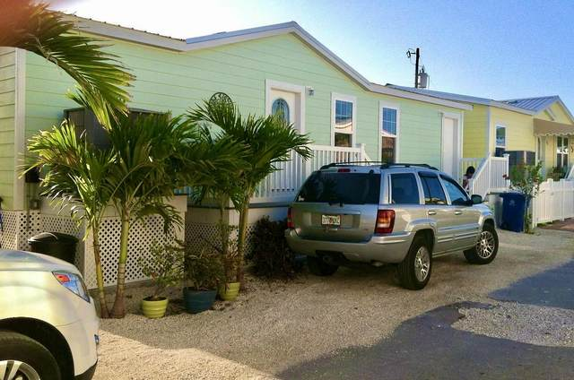 5031 5Th Avenue #77, Stock Island, FL 33040 (MLS #590295) :: Born to Sell the Keys