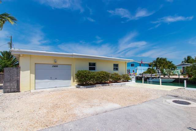 11450 3rd Avenue, Marathon, FL 33050 (MLS #590449) :: Born to Sell the Keys