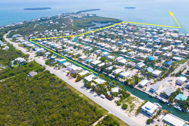 554 W Shore Drive, Summerland Key, FL 33042 (MLS #590722) :: Coastal Collection Real Estate Inc.