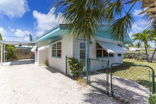 10888 3Rd Avenue Gulf, Marathon, FL 33050 (MLS #591452) :: Key West Luxury Real Estate Inc