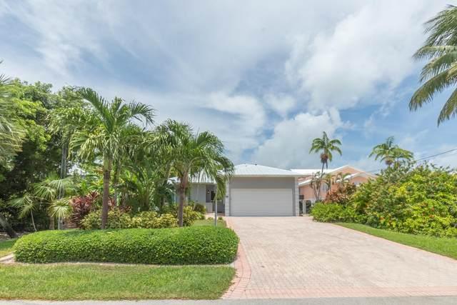124 Seashore Drive, Upper Matecumbe Key Islamorada, FL 33036 (MLS #591920) :: Coastal Collection Real Estate Inc.