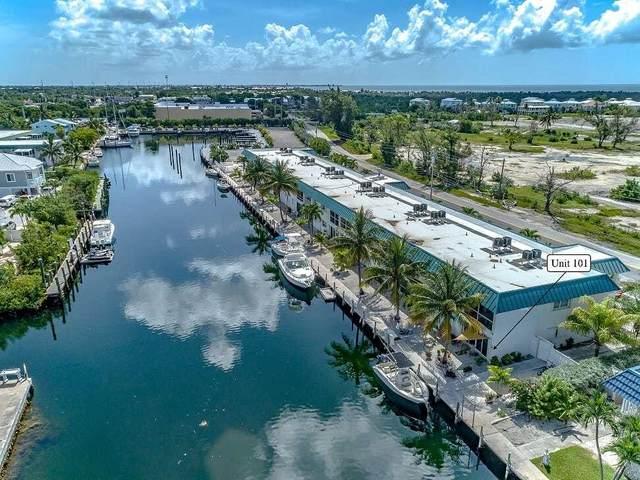 9 Sombrero Boulevard #101, Marathon, FL 33050 (MLS #592264) :: Coastal Collection Real Estate Inc.