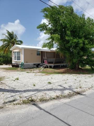31281 Avenue H, Big Pine Key, FL 33043 (MLS #592343) :: Jimmy Lane Home Team