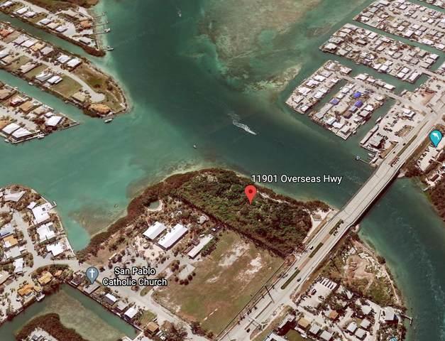 11901 Overseas Highway, Marathon, FL 33050 (MLS #592509) :: Coastal Collection Real Estate Inc.