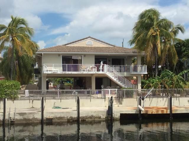 403 Laguna Avenue, Key Largo, FL 33037 (MLS #592681) :: Born to Sell the Keys