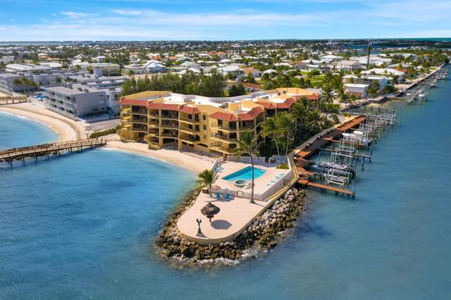 101 E Ocean Drive C203, Key Colony, FL 33051 (MLS #592979) :: Key West Vacation Properties & Realty
