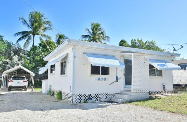 676 46Th Street Gulf Street, Marathon, FL 33050 (MLS #593135) :: Coastal Collection Real Estate Inc.