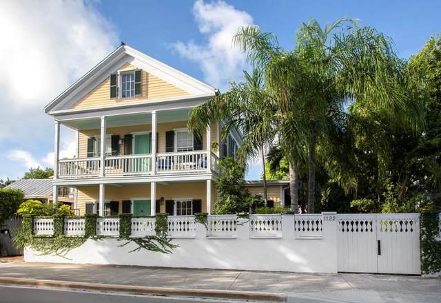 1122 Whitehead Street, Key West, FL 33040 (MLS #593154) :: Coastal Collection Real Estate Inc.