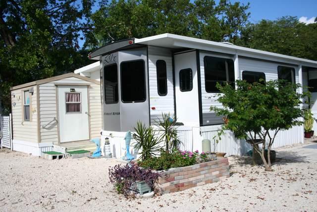 101551 Overseas Highway #18, Key Largo, FL 33037 (MLS #593451) :: Jimmy Lane Home Team