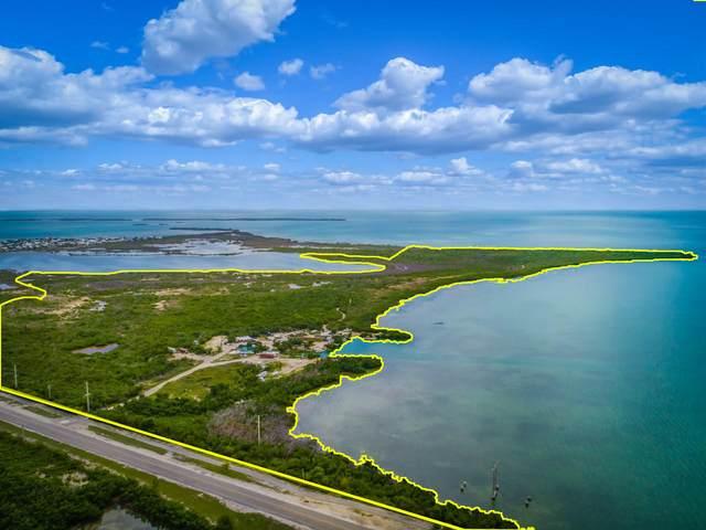 26450 Overseas Highway, Ramrod Key, FL 33042 (MLS #593808) :: Jimmy Lane Home Team