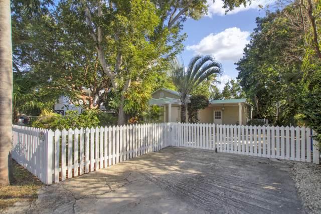 166 Pearl Avenue, Plantation Key, FL 33070 (MLS #594173) :: Jimmy Lane Home Team