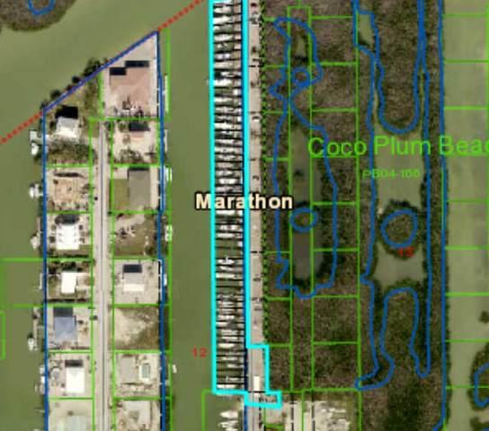100 Avenue I #47, Marathon, FL 33050 (MLS #594928) :: Infinity Realty, LLC