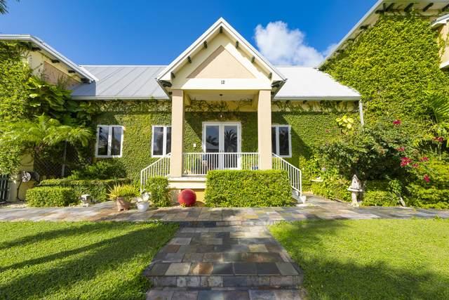12 Evergreen Avenue, Key Haven, FL 33040 (MLS #596841) :: Key West Vacation Properties & Realty