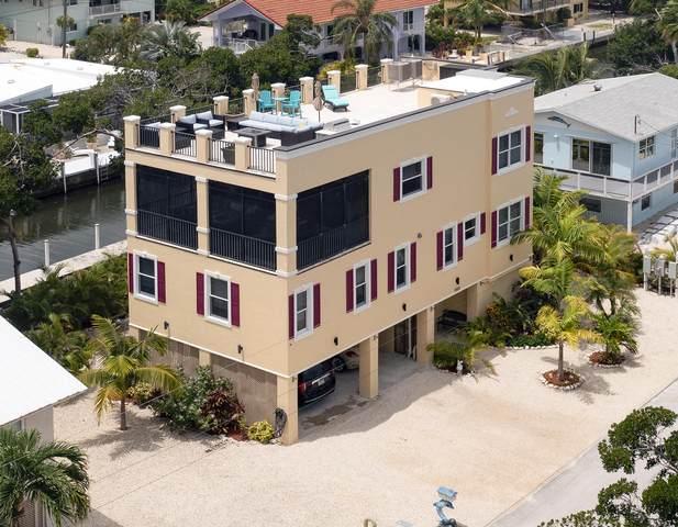 1100 E 63rd Street Ocean, Marathon, FL 33050 (MLS #597417) :: Key West Luxury Real Estate Inc