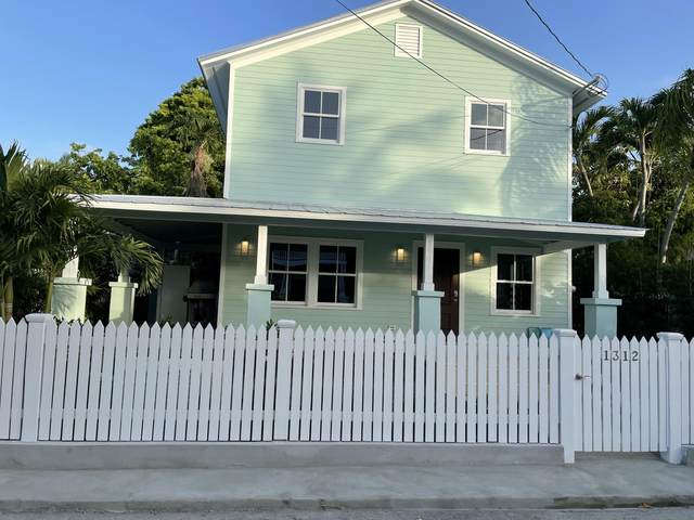 1312 Pine Street, Key West, FL 33040 (MLS #597489) :: The Mullins Team