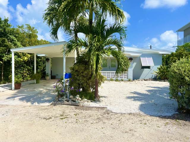 5 Beechwood Drive, Key Haven, FL 33040 (MLS #597765) :: Better Homes and Gardens Real Estate / Destinations