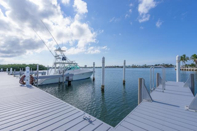 12399 Overseas Highway Slip 61, Marathon, FL 33050 (MLS #580714) :: Key West Luxury Real Estate Inc