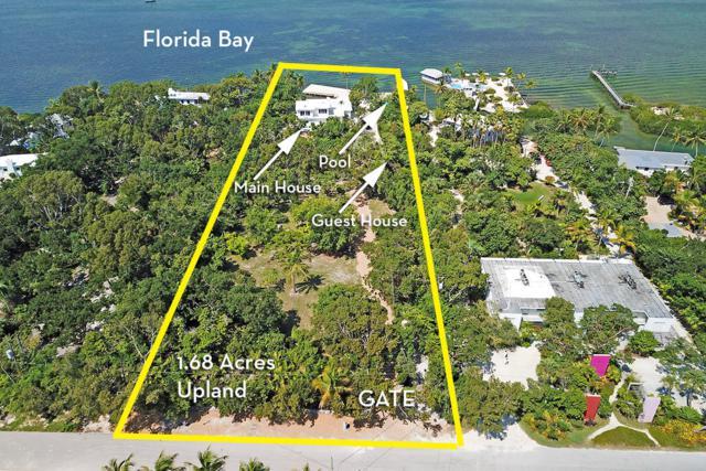 128 Madeira Road, Upper Matecumbe Key Islamorada, FL 33036 (MLS #582614) :: Jimmy Lane Real Estate Team