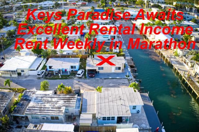 11184 4th Avenue Ocean, Marathon, FL 33050 (MLS #584423) :: Key West Luxury Real Estate Inc