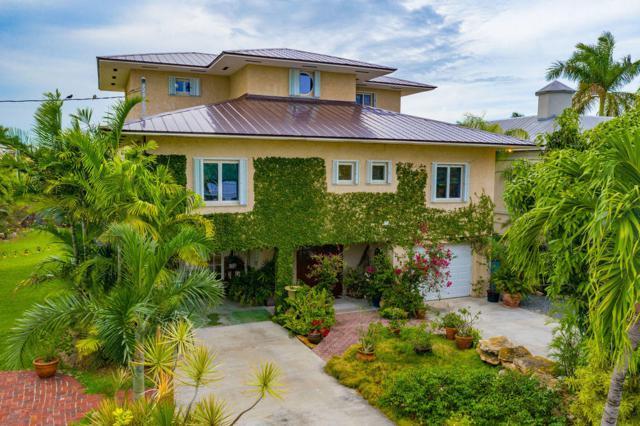 26 Evergreen Terrace, Key Haven, FL 33040 (MLS #584765) :: Key West Vacation Properties & Realty