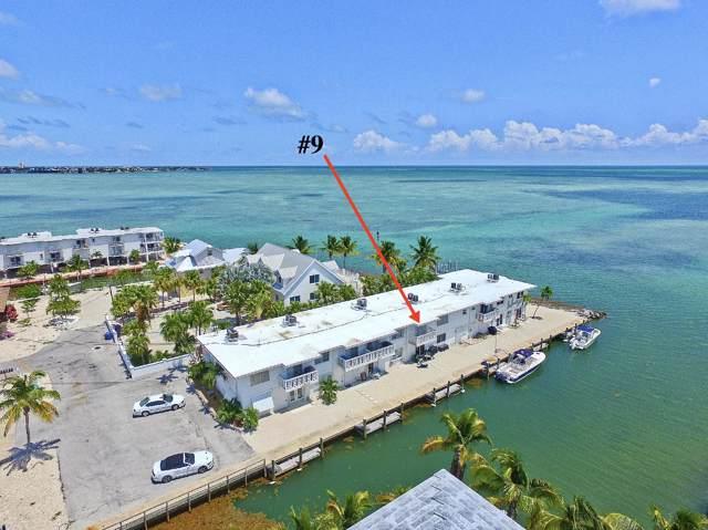 1215 97Th Street Unit 9, Marathon, FL 33050 (MLS #585636) :: Coastal Collection Real Estate Inc.